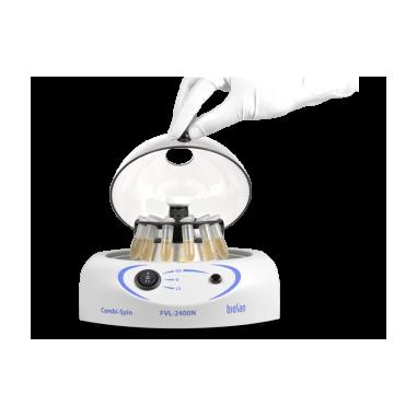 FVL-2400N COMBI-SPIN, MINI-CENTRIFUGE/VORTEX