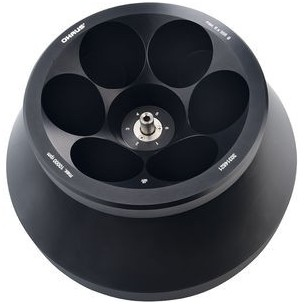 Rotor, Angle, 6x250ml FB, ID